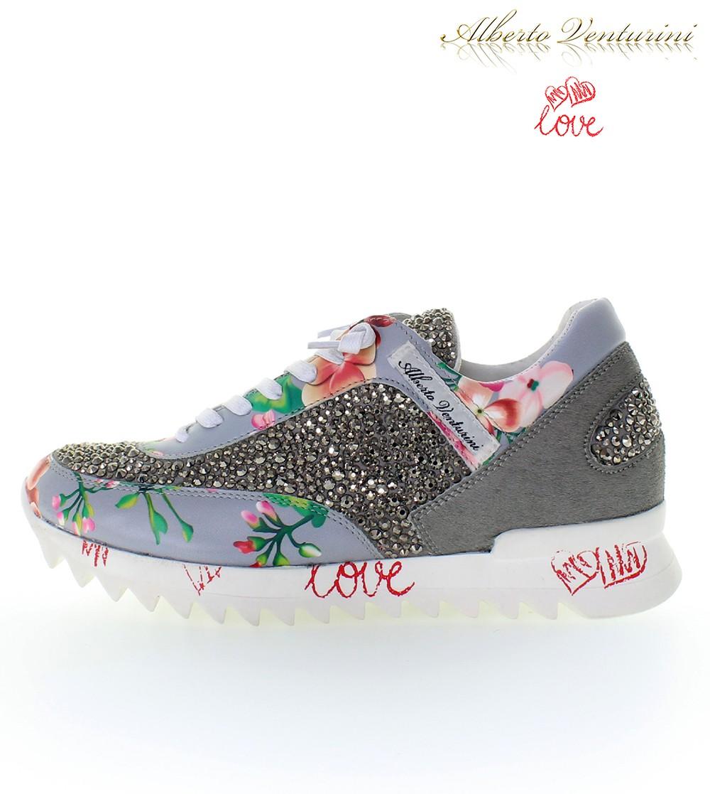 5857dd0ee8054c de-Graue Sneaker   Eternal Love   TZ655GR-3FMc6