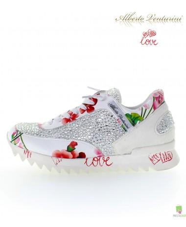 Sneaker Bianco ''Eternal Love''
