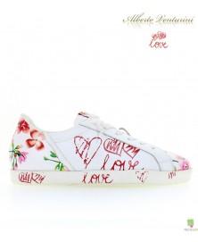 Sneaker Bianco ''First Love''