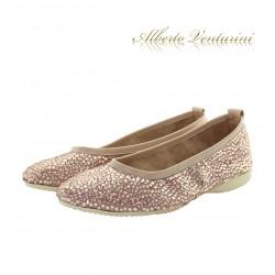 漆皮 芭蕾平底鞋 Alberto Venturini