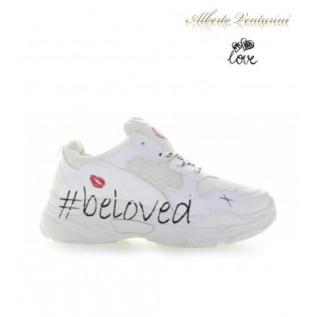 Sneakers ''Beloved'' Bianca