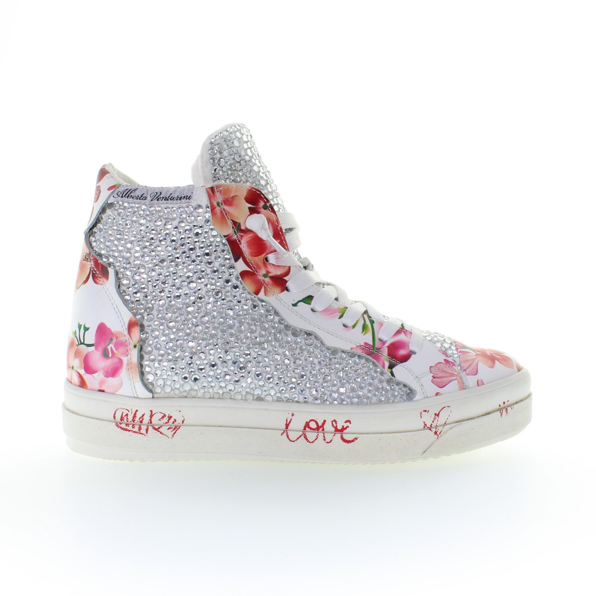 Weiße ''foolish Sneaker Weiße Love'' Sneaker ''foolish Weiße Love'' 3A4jL5R